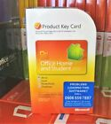 NEW & SEALED MICROSOFT OFFICE 2010 HOME & STUDENT PKC X15-47188 100% GENUINE