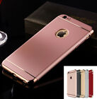 Luxury Ultra-thin Shockproof Armor Back Case Cover For Apple iPhone 6 6S Plus SE