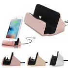 Desktop stand station cradle charging Sync connect for iPhone5 5S 6 6S PLUS