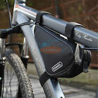 Roswheel Bike Triangle Frame Bag Cycling Front Top Tube Pannier Saddle Pouch