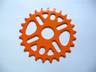 NEW! 25T & 28T BMX FREESTYLE BICYCLE SPROCKETS RED BLUE GOLD BLACK PURPLE WHITE