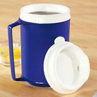 Insulated Mug with Lid - Triple Pack