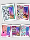For Samsung Galaxy S 5 6 7 Note 3 4 5 edge Protector Case Skin Phone Cover Pink