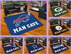 NFL Licensed Man Cave All-Star Area Rug Floor Mat Carpet - Choose Your Team on eBay