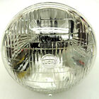"""GENUINE NOS LUCAS CLASSIC MINI - FORD - JAG - LANDROVER 7""""  HEADLIGHT WITH PILOT"""