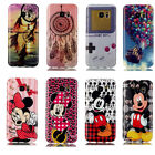 Disney All Characters Snap-On Rubber Case Cover For Samsung Galaxy S7 S7 Edge