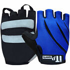 Gym Padded Weight Lifting Gloves Fitness Body Building Training Gloves Straps