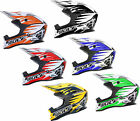 MOTOCROSS MX Helmet WULFSPORT ADVANCE Racing Enduro ATV EC 22 05 ACU Pit Bike