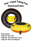 "Year 'round Snow and River Tubing Fun Package TOWABLE 44"" Inflated!"