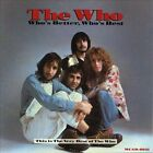 The Who • Who's Better, Who's Best CD