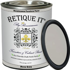 Renaissance Chalk Finish Paint - Non Toxic, Eco-Friendly Furniture/Cabinet Paint