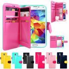 Secret Mirror Leather Diary Wallet Cover Case For Samsung Galaxy Note Edge/Note4