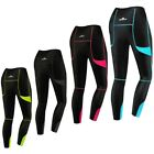 Women Compression Tights Ladies Trousers Base Layer Running Yoga Gym Fit Jogging
