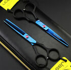 5.5'' Hairdressing Shears Professional Human Hair Thinning Cutting Scissors
