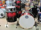 "Mapex Armory Drum Set Kit 22"" Studioease 6pc Magma Red Birch Maple Shell Pack"