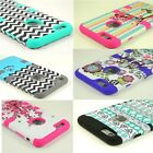 For Apple iPhone 6s Plus 5 5S 5C Hybrid Armor Rubber Hard Shockproof Case Cover