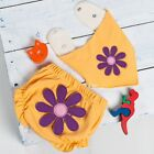 Funky Giraffe Nappy Cover & Bibs Sets