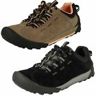 Ladies Clarks Active Wear Outdoor Trainers Outlay West