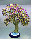 Turkish Evil Eye Flower Trees Home Or Office Decoration Gift Package-12 Branches