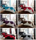 SOLO Duvet Set Quilt Cover Pillow Case Bedding Single Double & King Bed