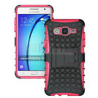 For Samsung Galaxy On5 Armor Shockproof Hybrid Rugged Dual Layer Hard Case Cover