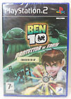 BEN 10 PROTECTOR OF EARTH PS2 PLAYSTATION 2 TWO EUROPEAN PAL BRAND NEW & SEALED