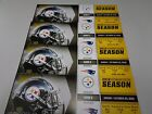 (4) TICKETS TOGETHER PITTSBURGH STEELERS VS NEW ENGLAND PATRIOTS 4:25PM