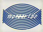 "18"" Reflective Motorcycle Motor Car Bike Rim Stripe Wheel Decal Tape Sticker NEW"