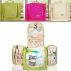 New Travel Toiletry Wash Cosmetic Bag Makeup Storage Hanging Organizer Bag
