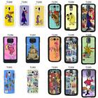 Wacky Racers Cover Case For Samsung Galaxy S2 S3 S4 S5 Mini - T35