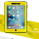 For iPad 2 / 3 / 4 LOVE MEI Water Resistant Shockproof Aluminum Metal Case Cover