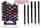 45 Colors KLEANCOLOR Eye Shadow Eyeliner Lip Liner Pencil Pe