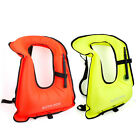 Adults Sports Safety TPU Swimming Life Jacket Inflatable bladder Buoyancy Vest