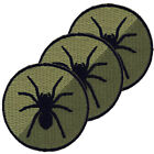 GENUINE 1ST ISR BD INTELLIGENCE SURVALIANCE RECCONISANCE BRIGADE TRF PATCH FLASH