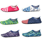 Men's Women's Aqua Sock Athletic Swim Surf Water Shoes