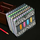 A6/A5/B5 Spiral Coil Ruled Notebook Diary Journal Stationary Note Book Memo #AU