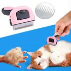 Dog Cat Pet Fur Shedding Rake Epilation Comb Trimmer Grooming Brush Furminator