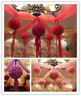 1 Set Wedding Room Supplies Beach Party Holiday  Home Decor Ball-flowers Floral