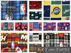 "Polar Fleece Printed Fabric NBA 60"" Wide Sold By the Yard on eBay"