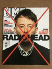 NME MAGAZINE 3 MAY 2003 RADIOHEAD FIRST INTERVIEW ON COVER -