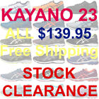 ASICS GEL KAYANO 23 MENS / WOMENS RUNNING SHOES + RETURN TO SYDNEY