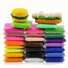 100g Fimo Effect Polymer Modelling Moulding Oven Bake Soft Clay Blocks Pastel S3
