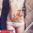 Waterproof Temporary Tattoos Large Arm Fake Transfer Tattoo Stickers Sexy C056