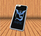 Pokemon Go Team Mystic Valor Instinct for iPhone And Samsung Galaxy Hard Case
