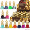 12 x Nail Polish Set Dress Shaped 3 Different Sets 36 Different Colours WHOLESAL