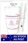 Glass Jar or Rubber Ring Replacement for Facial Steamer Aussie Seller