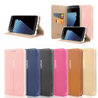 For Samsung Galaxy Note 7 Wallet Slim Card Pocket Flip Leather Stand Case Cover