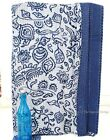 India Handmade Kantha Blanket Quilt Throw Queen Blanket Vintage Bed Cover Spread