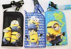 Despicable Me Minions  Wallet Rubber Pouch Lanyard Iphone 5s, 6, 6s