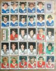 PANINI 79 FOOTBALL DERBY IPSWICH EVERTON COVENTRY LEEDS UNITED CHELSEA